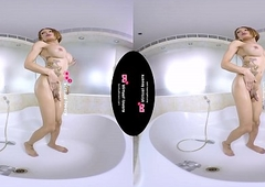 TSVirtuallovers - Shelady wanking here bath