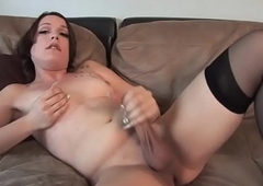 Auditioning trannie deep-throats learn of together with masturbates wanting